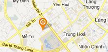 Bản đồ Đăng Thành